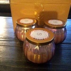 Opalhouse midnight Tiger Lily candles